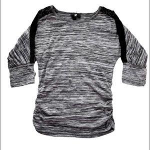 🎁iZ Byer Size Adjustable Black Grey Size Large